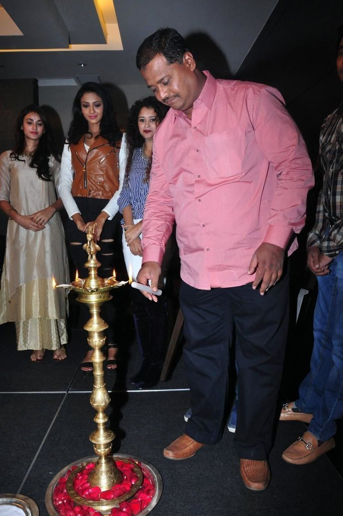 Kamar Film Factory BCL Tollywood Celebrity Cricket Logo Launch Photos | Picture 1440163