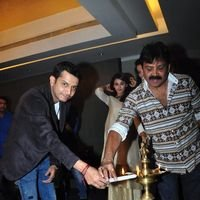 Kamar Film Factory BCL Tollywood Celebrity Cricket Logo Launch Photos