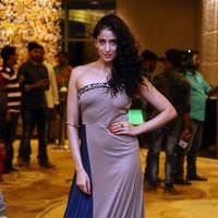 Neha Ahuja at BCL Tollywood Celebrity Cricket Logo Launch Photos | Picture 1440489