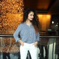 Sowmya Sukumar at BCL Tollywood Celebrity Cricket Logo Launch Photos | Picture 1440531
