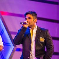 Sunil Shetty - Celebrity Cricket League 4 Launch by Sachin Tendulkar Photos