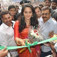 Anushka Shetty - Kalamandir New Showrooms Launched at Rajahmundry and Kakinada Photos