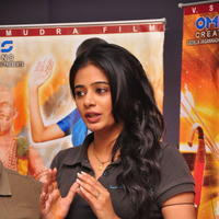 Priyamani - Chandi Movie Show Press Meet Photos