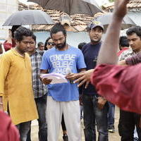 Billa Ranga Movie Working Stills