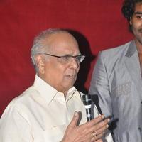 Akkineni Nageswara Rao - Manchu Family Felicitates ANR Pictures