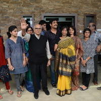Akkineni Nageswara Rao - Akkineni Nageswara Rao(ANR) Media Press Meet at Annapurna Studio Photos