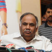B. V. S. N. Prasad  - Attarintiki Daredi Movie 25days Press Meet Stills