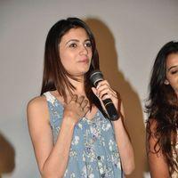 Simran Kaur Mundi - Potugadu Movie Press Meet Stills