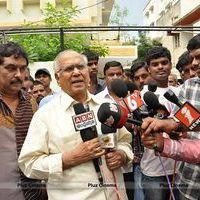 Akkineni Nageswara Rao - Tammareddy Krishna Murthy Passes Away Stills