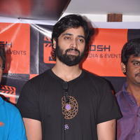 Adivi Sesh - Madhavi Latha & Adivi Sesh Launches Josh Media Photos