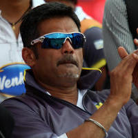 Sunil Shetty - CCL 4 Veer Marathi Vs Mumbai Heroes Match Photos