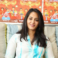 Anushka Shetty - Anushka at Blue Cross Pet Carnival 2014 Photos