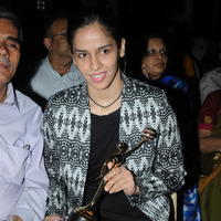 Saina Nehwal - GR8 Women Awards 2014 Stills