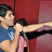 Allu Sirish - Kotha Janta Movie Theatre Coverage Photos