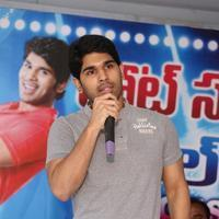Allu Sirish - Kotha Janta Movie 25 days Function Photos