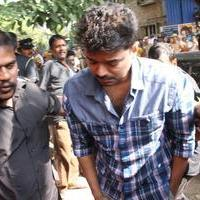 Vijay - Celebrities Paid Homage to K Balachander Photos