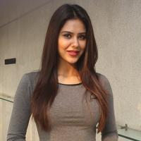 Sonam Bajwa - Kappal Movie Press Meet Photos