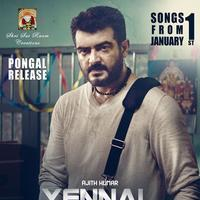 Yennai Arinthaal Movie New Posters