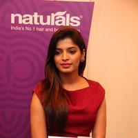 Sanchita Shetty - Naturals Launches Luxury Skin Lightening Facial In Chennai Photos