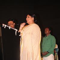 Sripriya Rajkumar - Thunai Mudhalvar Movie Audio Launch Photos