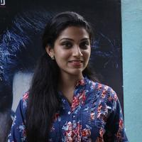 Avanthika Mohan - Aalamaram Movie Team Interview Stills