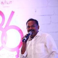 Venkat Prabhu - 36 Vayathinile Movie Audio Launch Photos