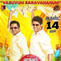 Vasuvum Saravananum Onna Padichavanga Movie Posters   Picture 1083117