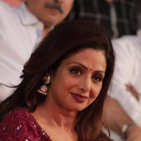 Sridevi (Actress) - Puli Audio Launch Stills | Picture 1087091