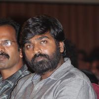 Vijay Sethupathi - Puli Audio Launch Stills