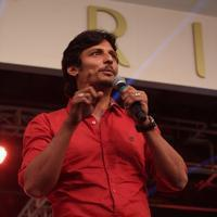 Jeeva (Actors) - Puli Audio Launch Stills