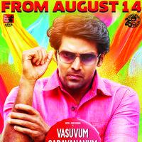 Vasuvum Saravananum Onna Padichavanga Movie Posters   Picture 1087955