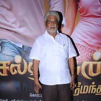 Editor Mohan - Selvandhan Movie Audio Launch Stills