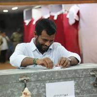 Dinesh (Choregrapher) - Dancer and Dance Directors Association Election Stills