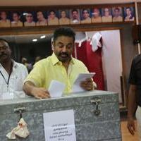 Kamal Hassan - Dancer and Dance Directors Association Election Stills | Picture 1092716