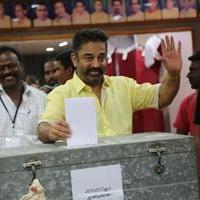 Kamal Hassan - Dancer and Dance Directors Association Election Stills | Picture 1092725