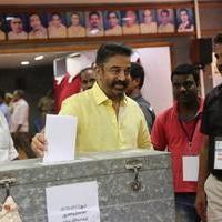 Kamal Hassan - Dancer and Dance Directors Association Election Stills | Picture 1092726