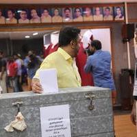 Kamal Hassan - Dancer and Dance Directors Association Election Stills | Picture 1092728