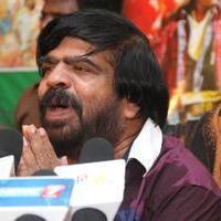 T. Rajendar - T. Rajendar in Vaalu Movie Press Meet Stills | Picture 1093395