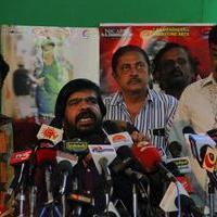 T. Rajendar - T. Rajendar in Vaalu Movie Press Meet Stills | Picture 1093404