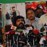 T. Rajendar - T. Rajendar in Vaalu Movie Press Meet Stills | Picture 1093406