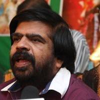 T. Rajendar - T. Rajendar in Vaalu Movie Press Meet Stills | Picture 1093411
