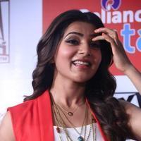 Samantha Akkineni - 10 Enradhukulla Movie Teaser Launch Stills | Picture 1094005