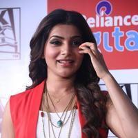Samantha Akkineni - 10 Enradhukulla Movie Teaser Launch Stills | Picture 1094006