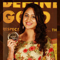 Miya George - Behindwoods Gold Award Ceremony Stills