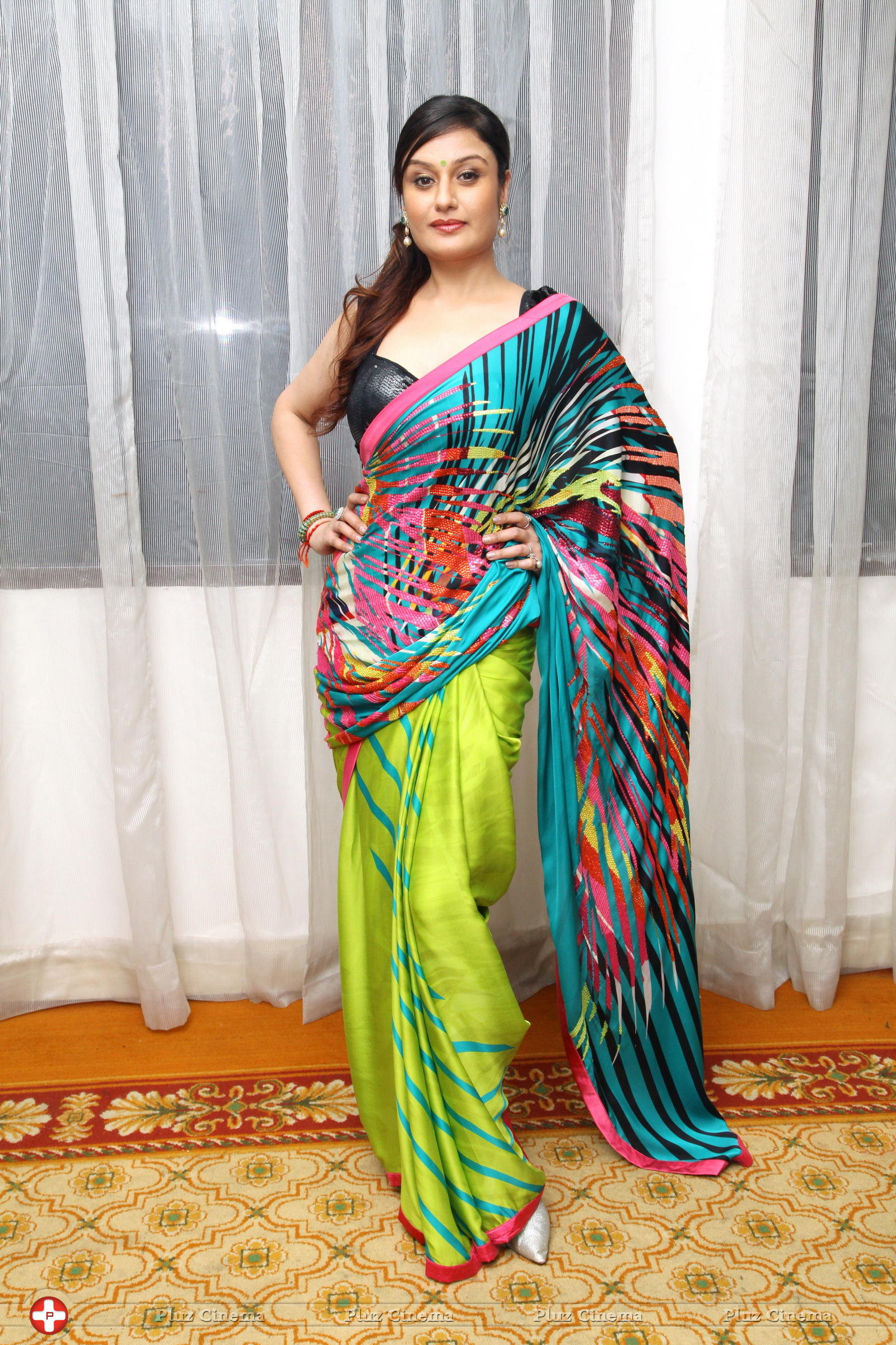 The Royalty India Celebrated First Anniversary with Fashion Show Stills | Picture 1096212