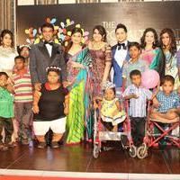 The Royalty India Celebrated First Anniversary with Fashion Show Stills