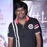 Ashwin Raja - Eetti Movie Success Meet Stills