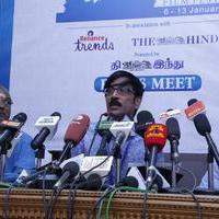 Manobala - 13th Chennai International Film Festival Press Meet Stills