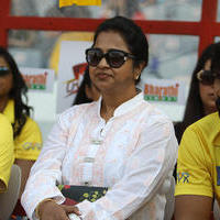 Radhika - CCL 5 Final Telugu Warriors Vs Chennai Rhinos Match Photos