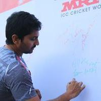Vaibhav Reddy - MRF ICC World Cup 2015 Cavalcade Photos